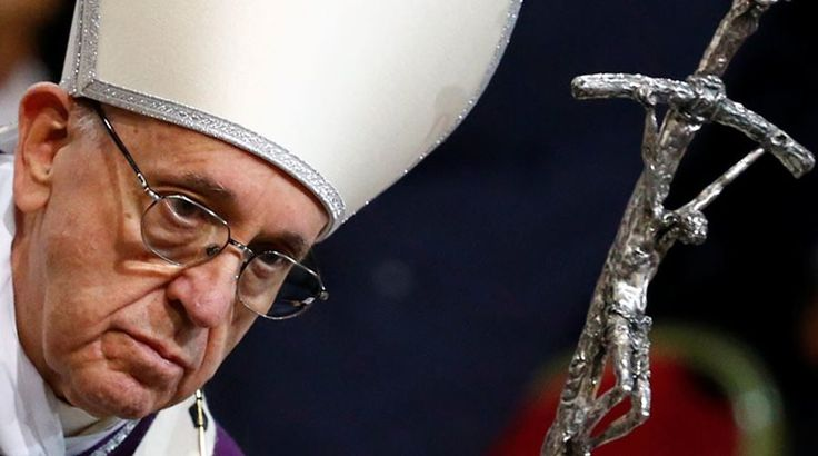 Ο Πάπας Φραγκίσκος παραδέχθηκε ότι έχει αμφισβητήσει την ύπαρξη του Θεού και αποκάλεσε τον εαυτό του «αμαρτωλό»
