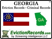 The Georgia eviction records search includes Landlord and Tenant court filings, possession and monetary judgments. #GeorgiaCriminalRecords #GeorgiaCourtRecords http://www.evictionrecords.com/state-public-records/ga-georgia-criminal-records/