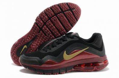 Nike Air Max 180 TR Gimnasio negro / amarillo / rojo http://www.esnikerun.com/