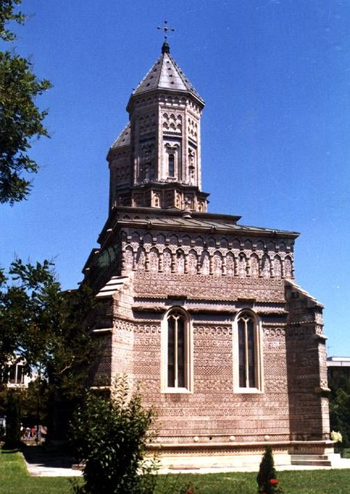 """Three Hierarchs"" Church, Iasi, Romania"