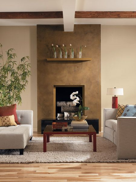 Faux wall covering let you break the limits of ordinary wall paint, creating surfaces that glisten in light or look like old-fashioned plaster, for example. And, increasingly, these kinds of jobs are within the reach of weekend warriors, not just expert c