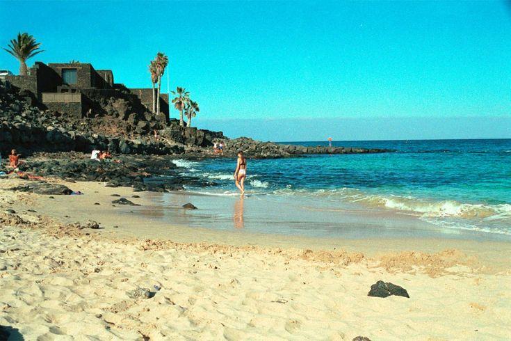 Lanzarote, Costa Teguise.
