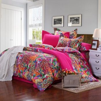 28 best tropical themed bedding images on pinterest