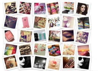 Bloggif Collage, una página web para crear collages de fotos