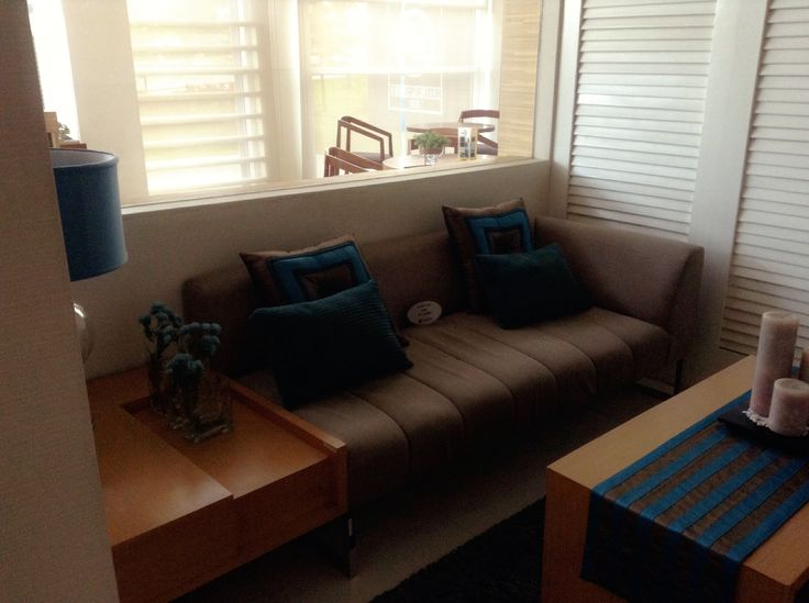 Tiny living space/tiny condo