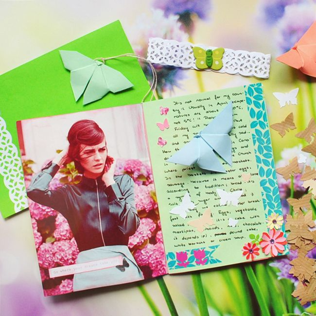 Spring bookletter to Canada