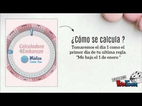 Calculadora de Embarazo - YouTube