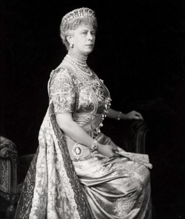 Queen Mary of the United Kingdom