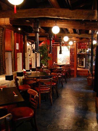 仙台駅前に和風焼肉居酒屋「炭火 ごいち」-江戸の町家をイメージ