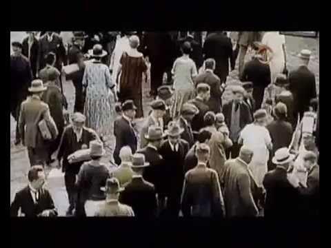 A II. világháború színesben - 1. rész: Viharfelhők az égen