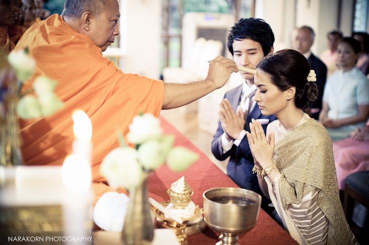 ceremony thai wedding pinterest