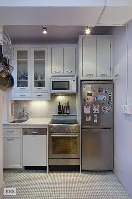 decoracion de cocinas para casas departamentos pequeños