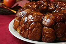 Monkey Bread Recipe   Pin it:  Follow FFF on Pinterest!This recipe for Monkey Bread will KNOCK your socks off!  I remember the first time I had Monkey Bre