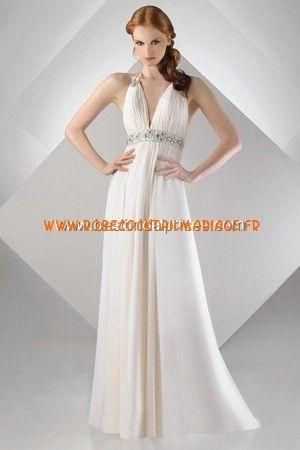 Bari Jay White Robe de Mariée - Style 69908