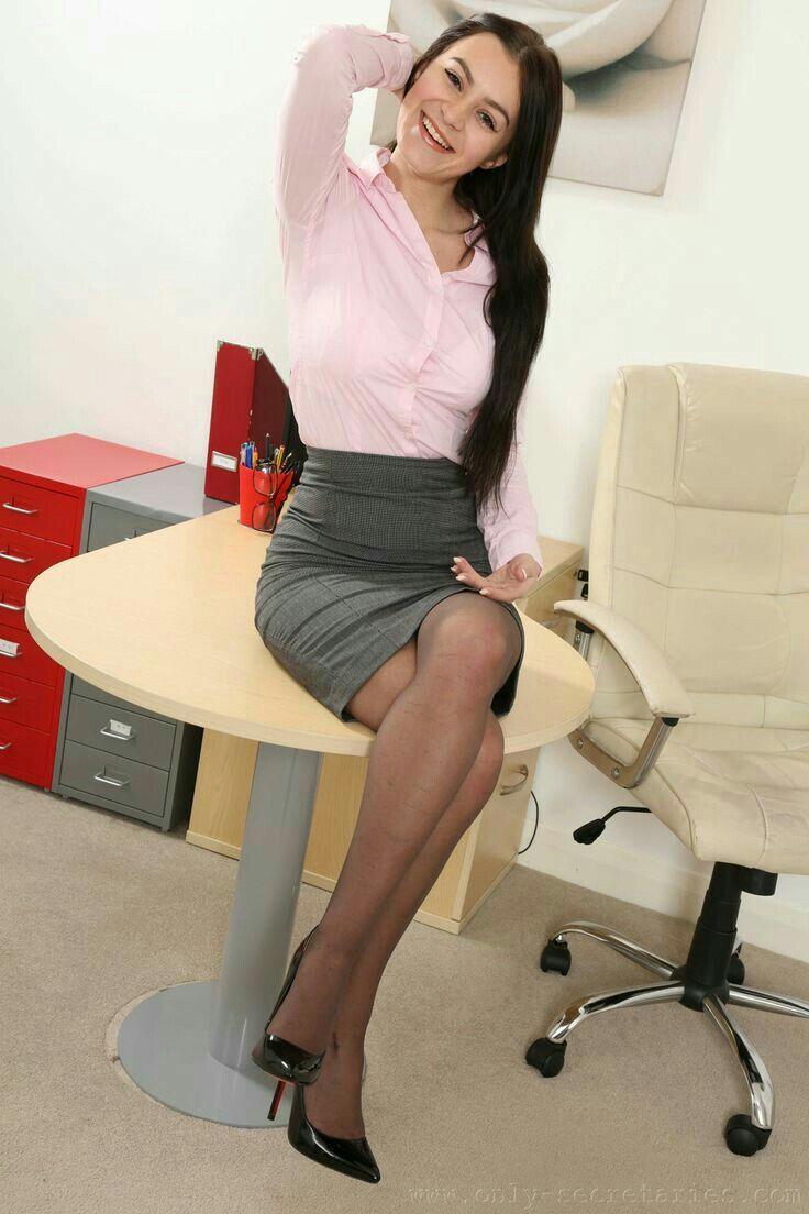 Pin on Office Girls