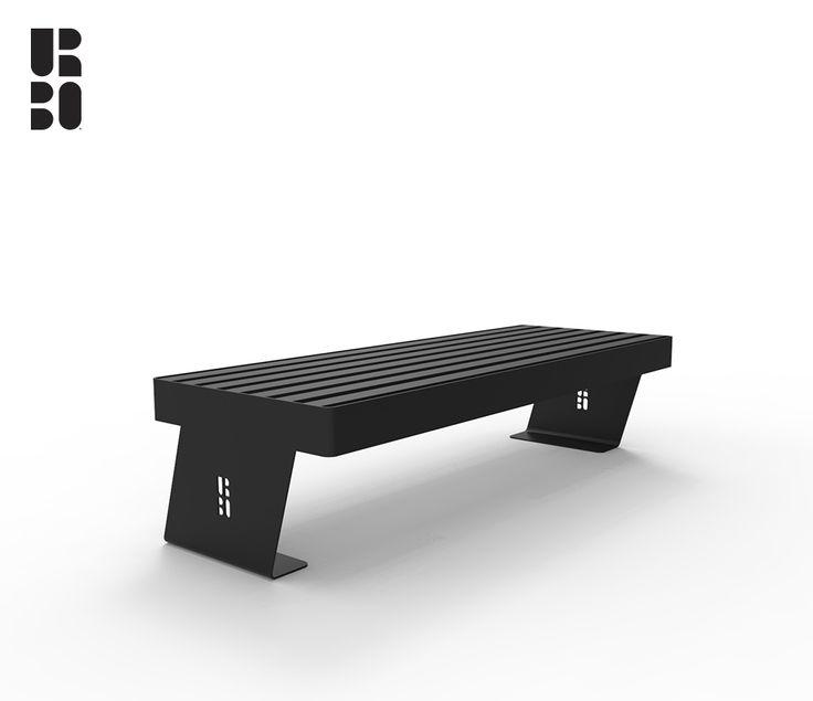 Noir panca / bench