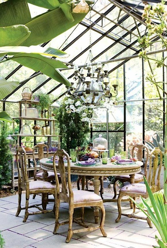 have a beautiful and fruitful glasshouse