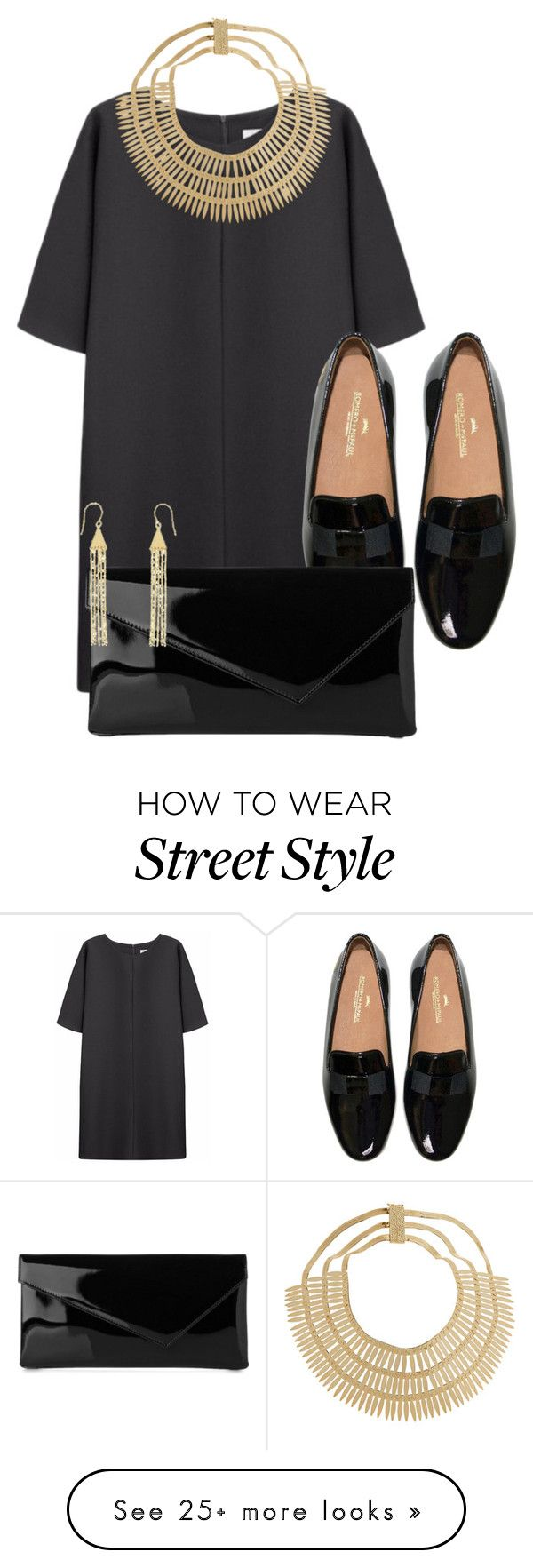 """Senza titolo #194"" by eliscrignaro on Polyvore featuring Non, Rosantica, L.K.Bennett, Allurez, holidaystyle and oversizeddress"