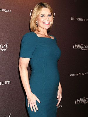 What Pregnancy Perk Is Savannah Guthrie Ready to Sing About? | Savannah Guthrie Is Loving Her Maternity Jeans
