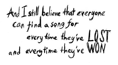 lyric | Tumblr