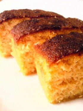 小麦粉不使用*おからパウンドケーキ
