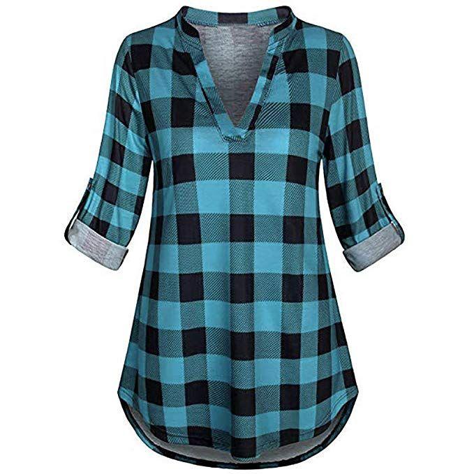 95f943ec12d FNKDR Summer Women Ladies Holiday Museum Concert Classice Elegant Plus Size  Crewneck Button-up Ruched