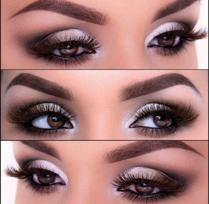 How To Apply Eye Makeup For Wedding Day : Wedding Day Makeup Vegas wedding? Pinterest