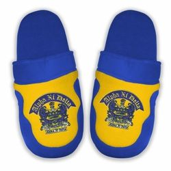 Alpha Xi Delta Crest Slippers SALE $21.95. - Greek Clothing and Merchandise - Greek Gear®