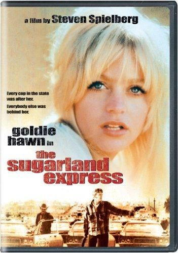 Directed by Steven Spielberg.  With Goldie Hawn, Ben Johnson, Michael Sacks, William Atherton. A woman attempts to reunite her family by helping her husband escape prison and together kidnapping their son. But things don't go as planned when they are forced to take a police hostage on the road.