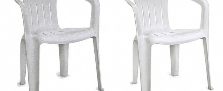 Le Sedie di Plastica e il Tavolo da Giardino sembrano ...