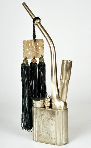 Chinese tobacco pipe - water pipe
