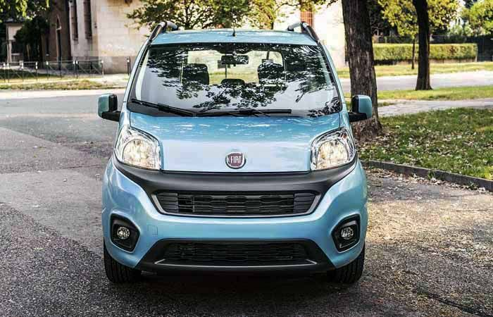 2018 Fiat Qubo overview