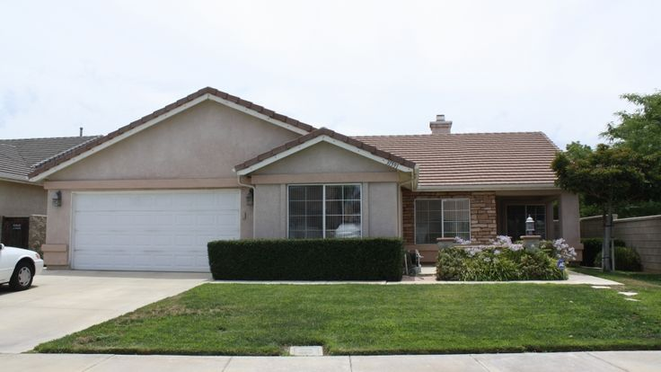 Great single story home located in a low tax area in French Valley. This home has a fantastic layout beginning with a courtyard in the front and an Alumawood patio cover along the back of the house in the backyard. The home also has four bedrooms as well as a den/office. The office has a custom Cherrywood built-in cabinet with bookshelves and storage.The kitchen has been updated and upgraded too! Slab granite counters, refaced cabinets & more! Call Us For More Information 951.252.7766