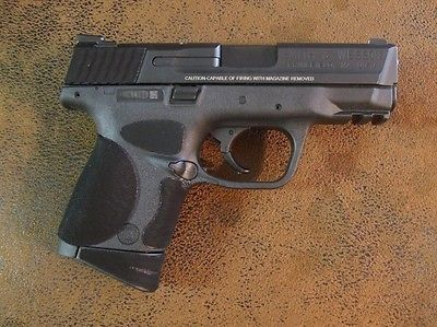 nice GusGrips MAX-R Grip Ehnancements - Smith & Wesson M&P COMPACT .40 .357 Sig 9mm - For Sale