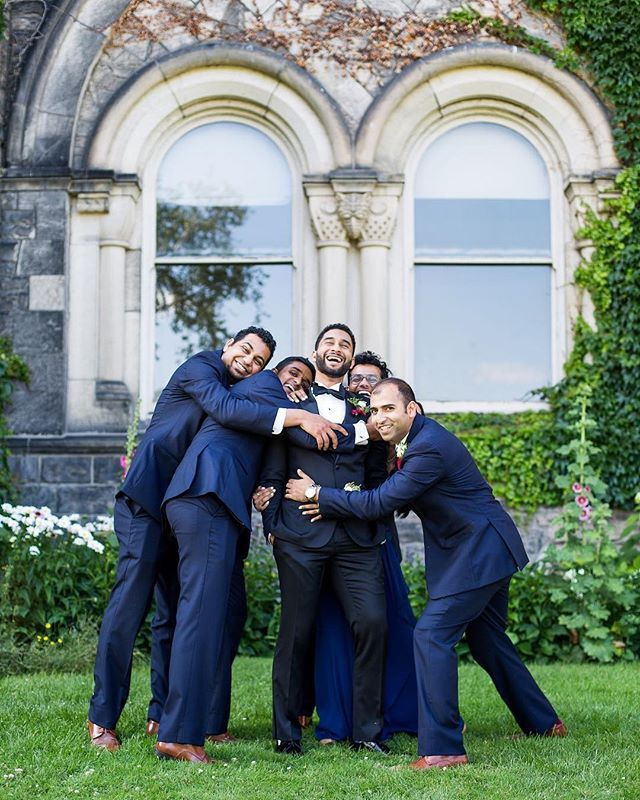 """""""Find a group of people who challenge and inspire you; spend a lot of time with them and it will change your life.""""    Amy Poehler  Tag your bff's and share the love!!!  #luminous_weddings #thisiswhatlovelookslike      #groomsmen #torontostreets #torontolifestyle #theknot #creative #instaart #artoftheday #artsy #instaartist #graphic #torontowedding #torontoweddingphotographer #shesaidyes #engaged #ido  #theknot #weddinginspiration #stylemepretty #weddingphotographer #weddingphotography…"""