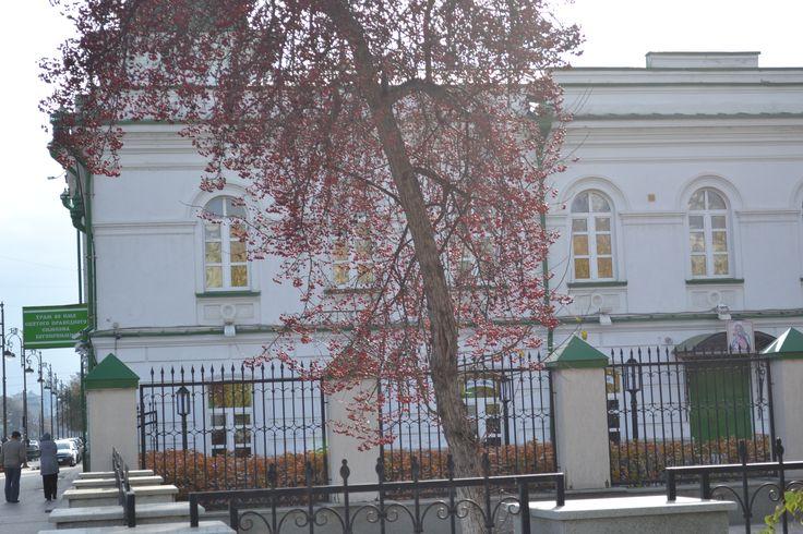 Храм во имя праведного Симеона Богоприимца (Бывший сиротский дом)