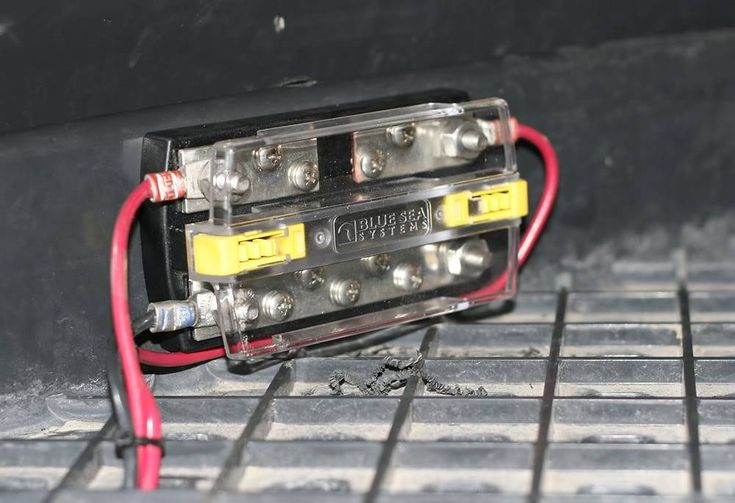 Howto Wire Offroad Lights Relays for Dummies Second