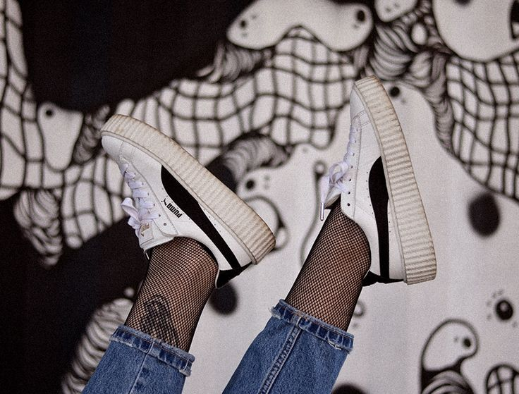 PUMA CREEPERS FENTY BY RIHANNA | Crossedfingers