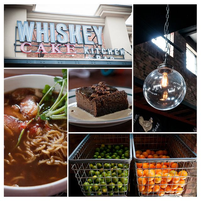 By far my favorite restaurant in Plano, Texas, Whiskey Cake takes the farm to fork movement very seriously.