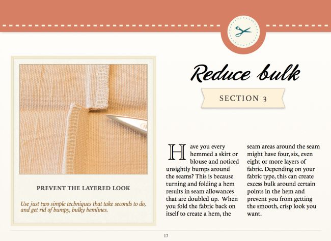 Coletterie   Sewing tips, ideas, and peeks into the Colette Patterns studio
