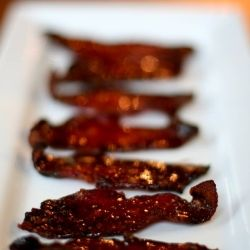 Candied bacon, Bacon and Spicy on Pinterest