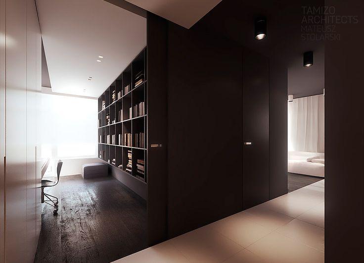 Projekt wnętrz mieszkania, warszawa | TAMIZO ARCHITECTS