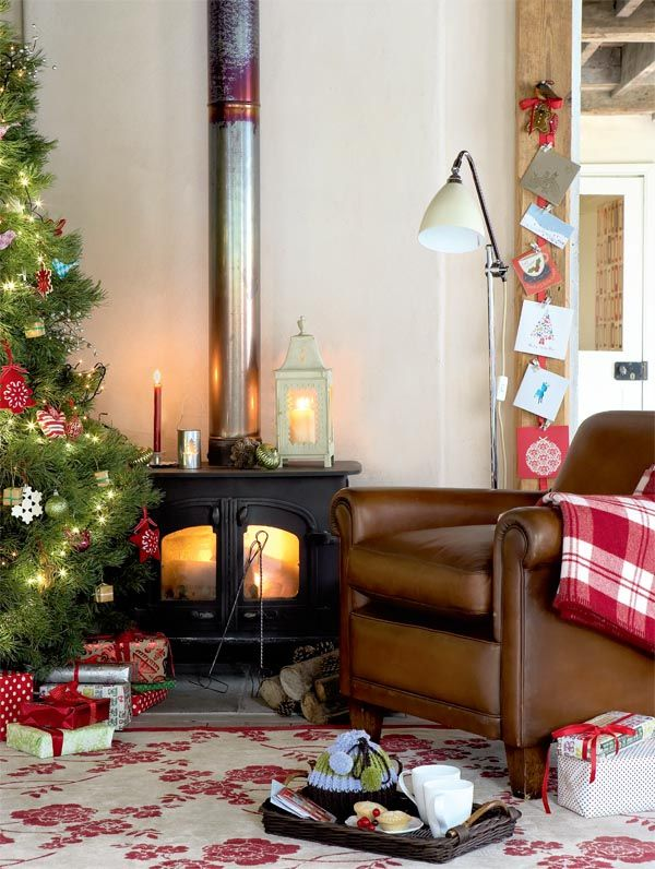 Charm Of Vintage Christmas – 25 Fascinating Ideas   DigsDigs