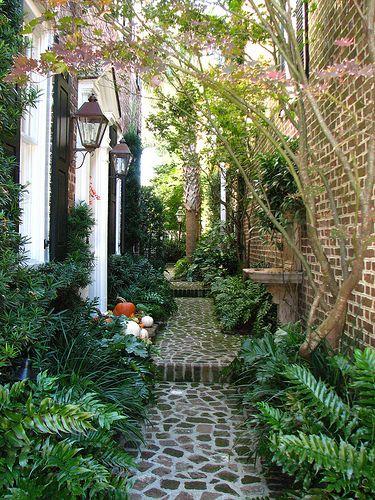 Historic Charleston, South Carolina  √