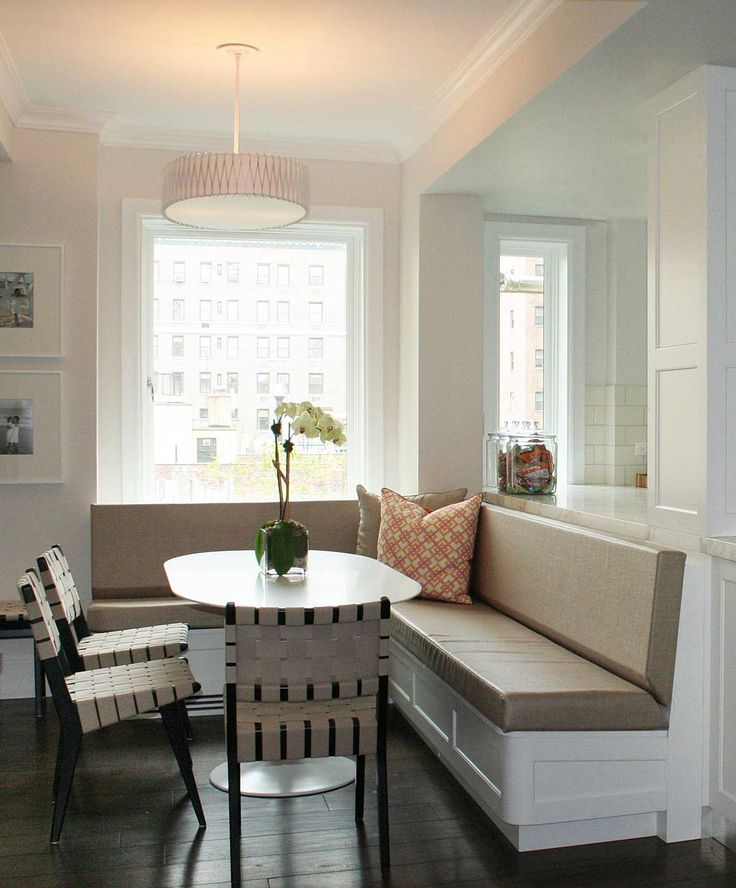 Kitchen Peninsula Banquette: 40 Best Breakfast Nook Images On Pinterest