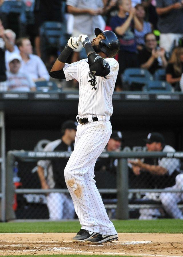 Alexei Ramirez, Chicago White Sox