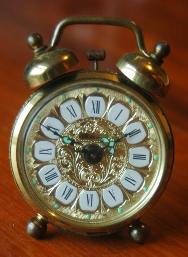 Vintage Blessing Alarm Clock West Germany It S Alarming