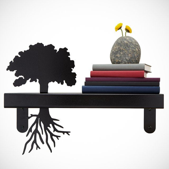 Tree Shelf by Eric Gross