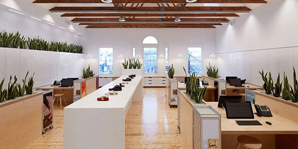 7 best images about 7 amazing open plan offices from for Best office design in the world