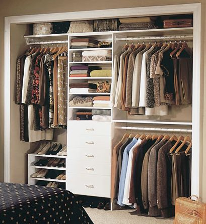 Do You Have A Small Closet? Make The Most Of It With A Custom Closet